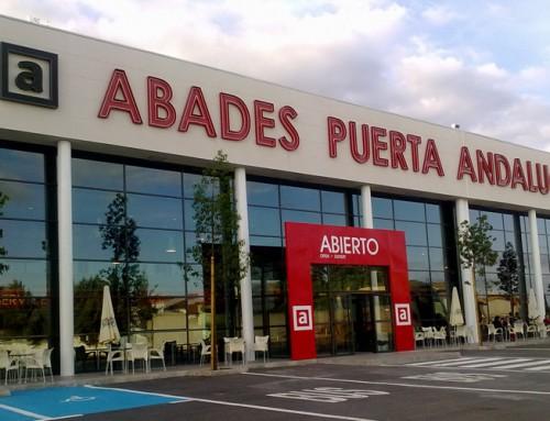 Centro Comercial y de Negocios «Puerta de Andalucía». Grupo Abades. Santa Elena